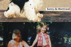 2001  SUNNY DE MONTRAVEL