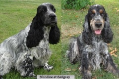 Blandine et Earlgrey