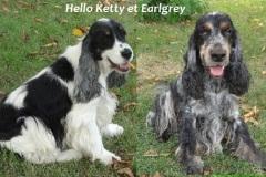 Hello Ketty et Earlgrey